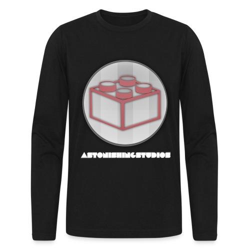AstonishingStudios Tee - Men's Long Sleeve T-Shirt by Next Level