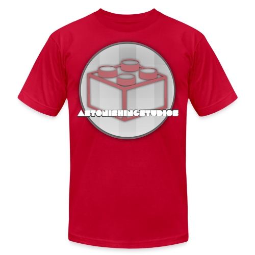 AstonishingStudios Tee - Men's  Jersey T-Shirt