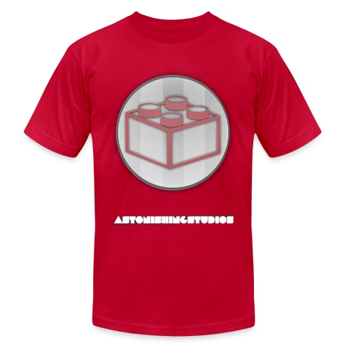 AstonishingStudios Tee - Men's Fine Jersey T-Shirt