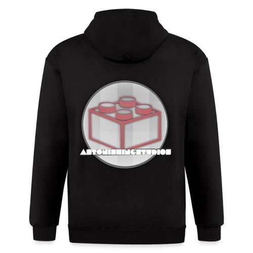 AstonishingStudios Tee - Men's Zip Hoodie