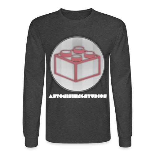 AstonishingStudios Tee - Men's Long Sleeve T-Shirt
