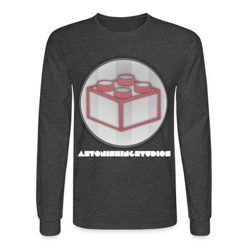 AstonishingStudios Tee - Men's Long Sleeve T-Shirt