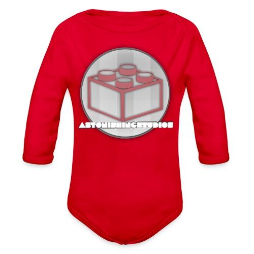 AstonishingStudios Tee - Organic Long Sleeve Baby Bodysuit