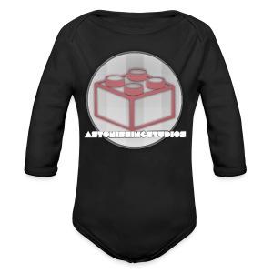 AstonishingStudios Tee - Long Sleeve Baby Bodysuit