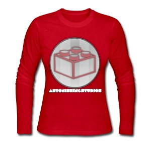 AstonishingStudios Tee - Women's Long Sleeve Jersey T-Shirt