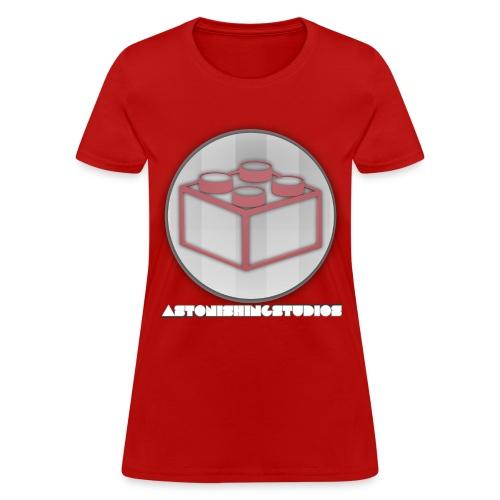 AstonishingStudios Tee - Women's T-Shirt