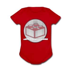 AstonishingStudios Tee - Short Sleeve Baby Bodysuit
