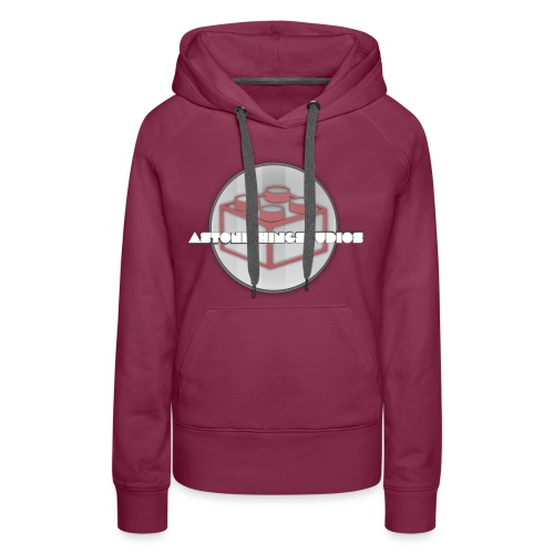 AstonishingStudios Tee - Women's Premium Hoodie