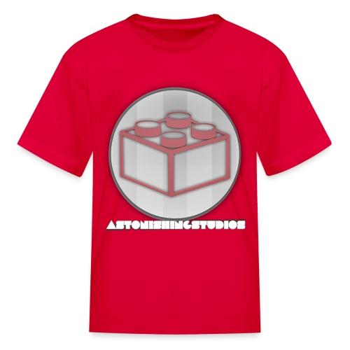 AstonishingStudios Tee - Kids' T-Shirt