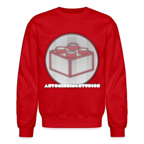 AstonishingStudios Tee - Crewneck Sweatshirt