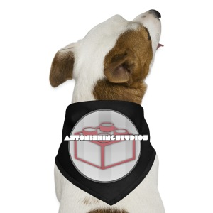 AstonishingStudios Tee - Dog Bandana