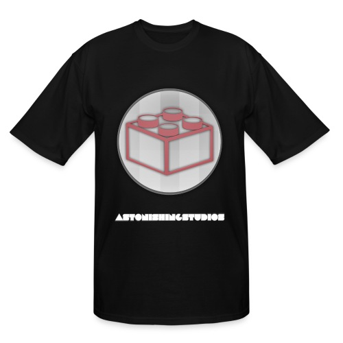 AstonishingStudios Tee - Men's Tall T-Shirt