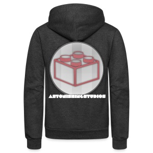 AstonishingStudios Tee - Unisex Fleece Zip Hoodie
