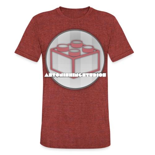 AstonishingStudios Tee - Unisex Tri-Blend T-Shirt
