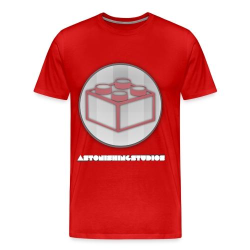 AstonishingStudios Tee - Men's Premium T-Shirt