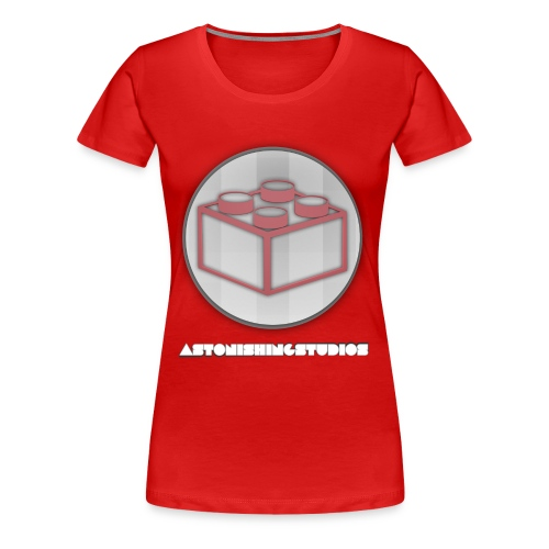 AstonishingStudios Tee - Women's Premium T-Shirt