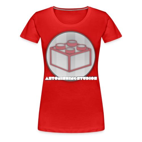 AstonishingStudios Tee - Women's Premium T-Shirt