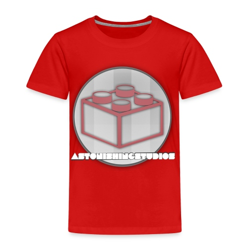 AstonishingStudios Tee - Toddler Premium T-Shirt