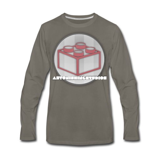AstonishingStudios Tee - Men's Premium Long Sleeve T-Shirt