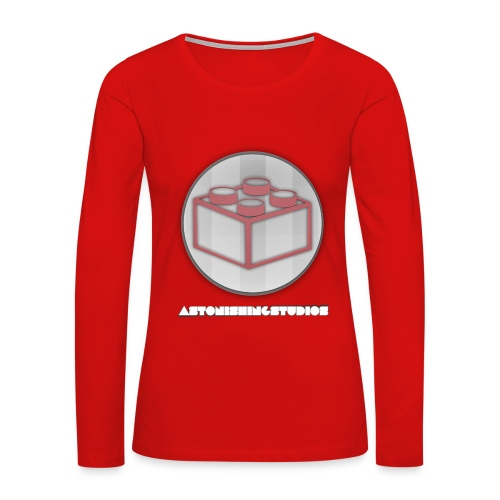 AstonishingStudios Tee - Women's Premium Long Sleeve T-Shirt