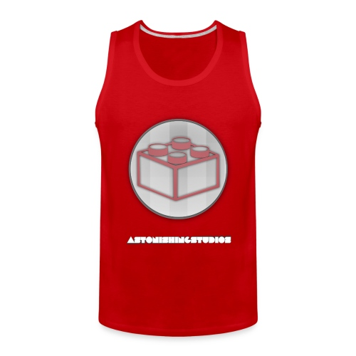 AstonishingStudios Tee - Men's Premium Tank