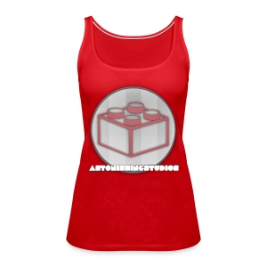 AstonishingStudios Tee - Women's Premium Tank Top