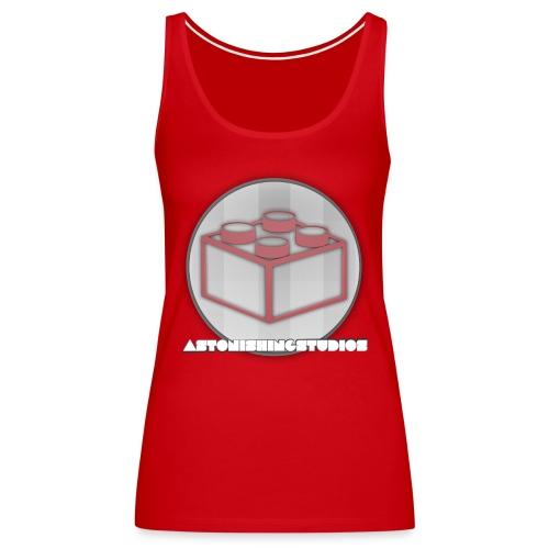 AstonishingStudios Tee - Women's Premium Tank Top