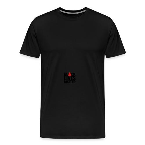 BLM Snapback - Men's Premium T-Shirt