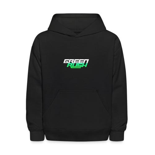 GREEN RUSH Shirt - Kids' Hoodie