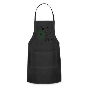 Shoot for the Stars - Adjustable Apron