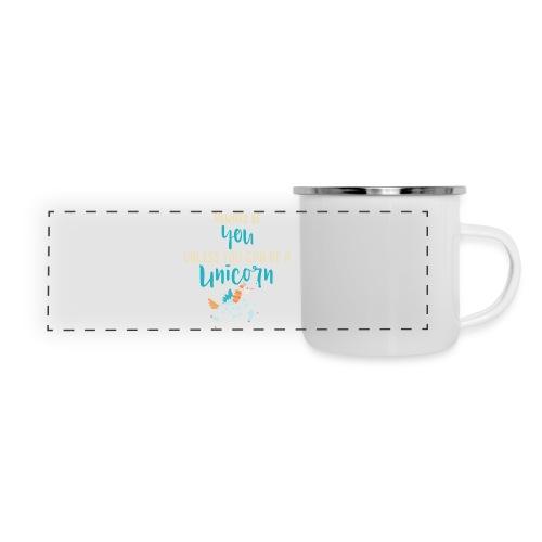Always Be You or Unicorn - Panoramic Camper Mug