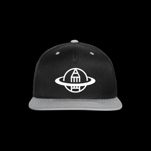 Graphic Uni Tee - Snap-back Baseball Cap