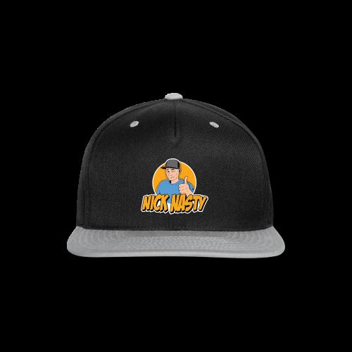 2016 Comic Shirt CMYK - Snap-back Baseball Cap