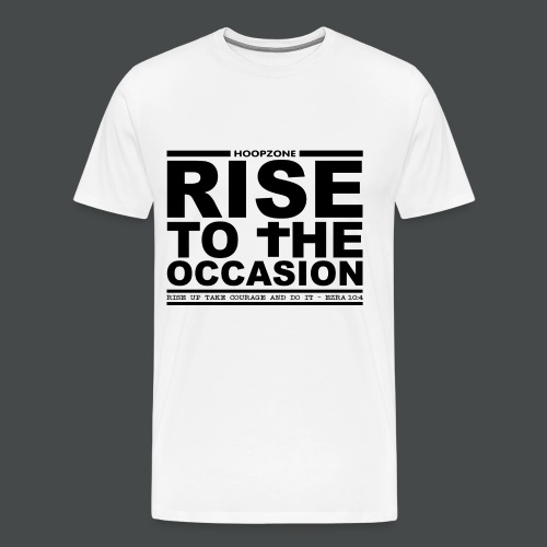 Rise Tee - Men's Premium T-Shirt