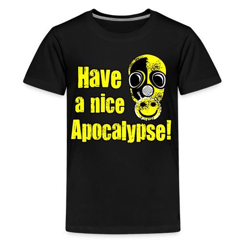Have a Nice Apocalypse! - Kids' Premium T-Shirt