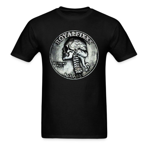Royal Fixxx® 25 Cents - Men's T-Shirt