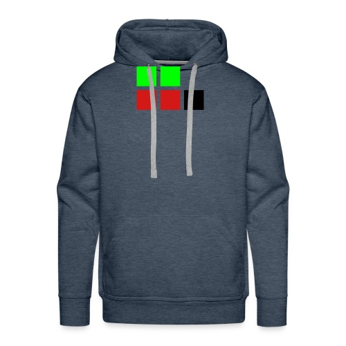 colors_similar - Men's Premium Hoodie