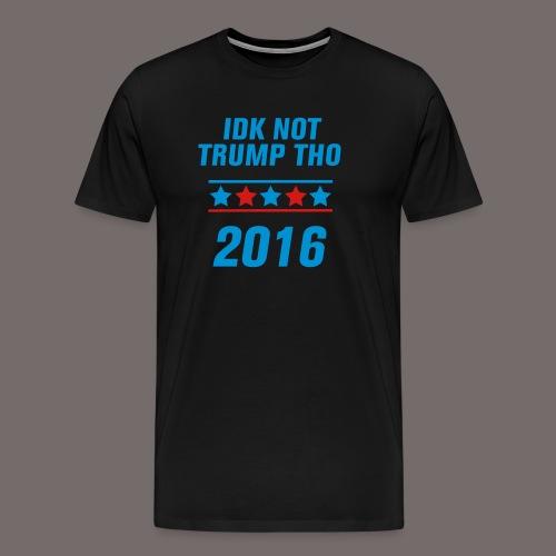 Not Trump tee  - Men's Premium T-Shirt