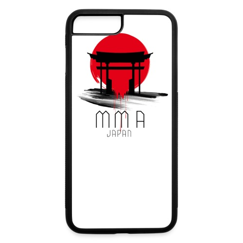 MMA JAPAN - iPhone 7 Plus/8 Plus Rubber Case