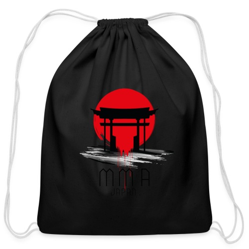 MMA JAPAN - Cotton Drawstring Bag