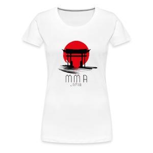 MMA JAPAN - Women's Premium T-Shirt