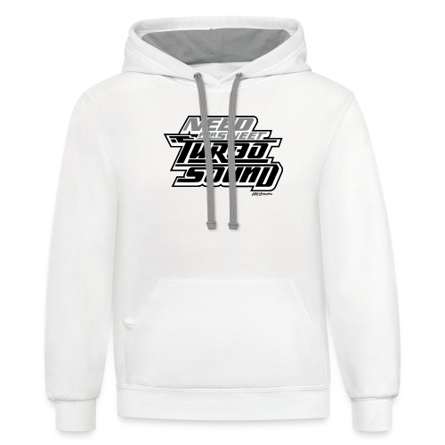 Need For Sweet Turbo Sound - Contrast Hoodie