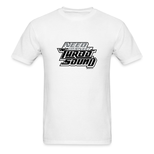 Need For Sweet Turbo Sound - Men's T-Shirt