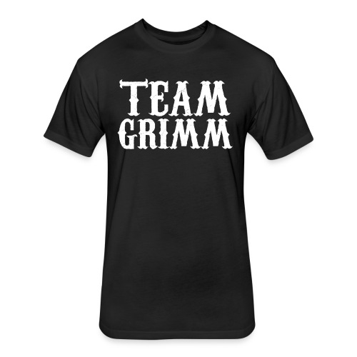 Team Grimm - Fitted Cotton/Poly T-Shirt by Next Level