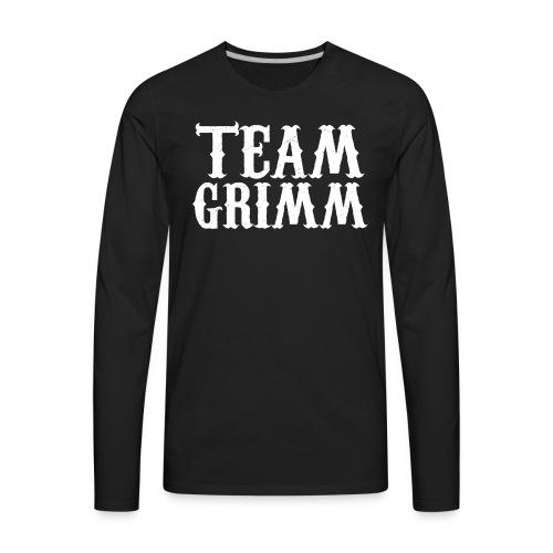 Team Grimm - Men's Premium Long Sleeve T-Shirt