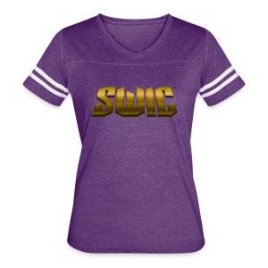 SWIC Logo Women's T-Shirt - Women's Vintage Sport T-Shirt