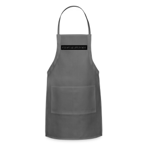Jeremy is a Disappointment - Adjustable Apron