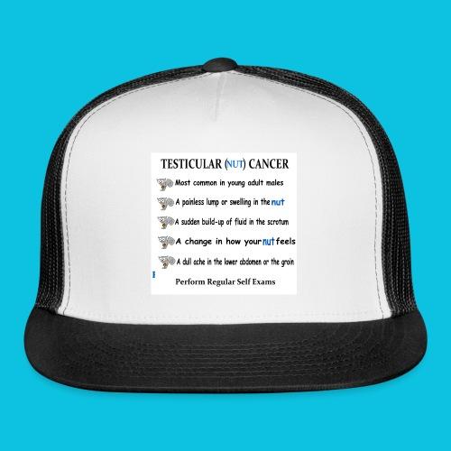 Check Yourself! - Trucker Cap