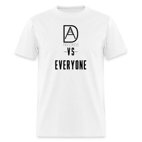 DAAM Records Vs Everyone (Logo Style) T-shirt - Men's T-Shirt