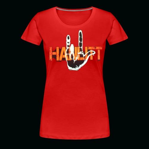 H Up 2 - Women's Premium T-Shirt